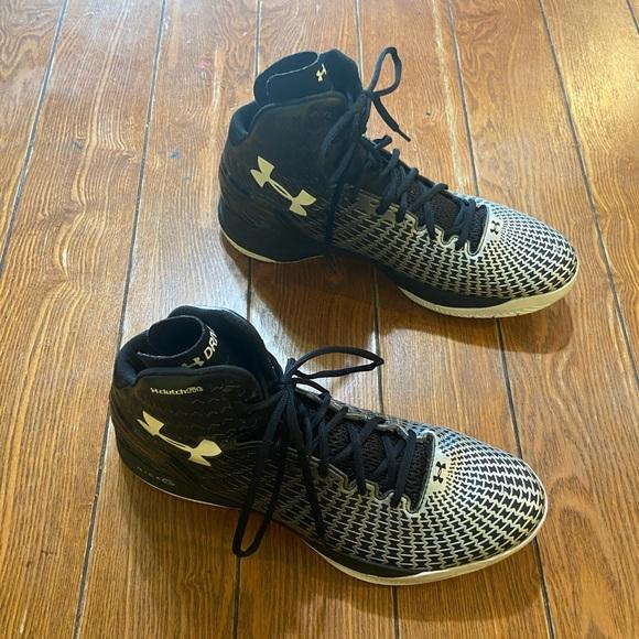 Under Armour Clutchfit Drive 🏀 basketball shoe
